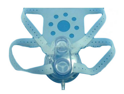 Full Face Cpap mask with headgear