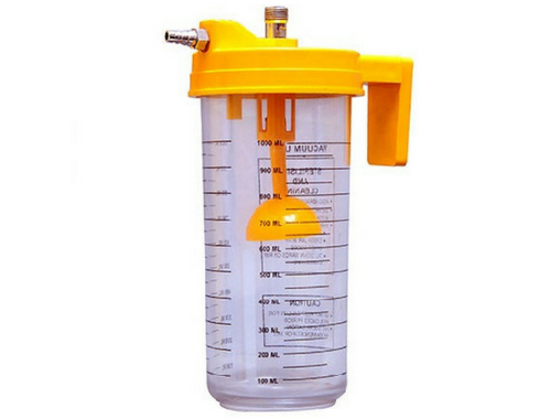 Ward Vacuum 1000 ml Jar