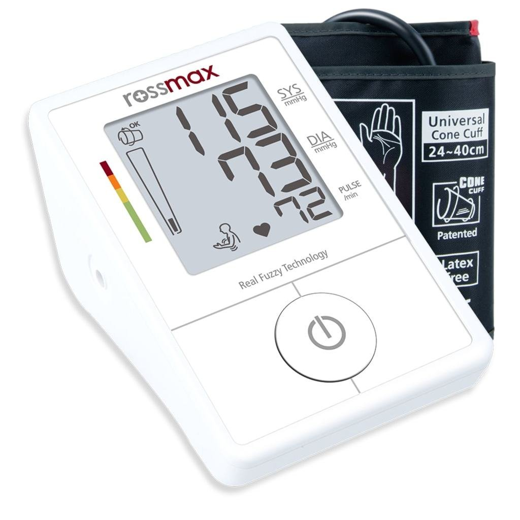 Digital Blood Pressure Monitor Upper Arm (X1)
