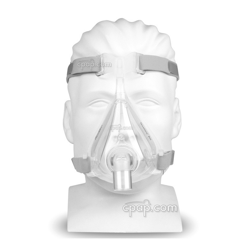 MAS Philips Respironics Amara Gel Full Face Mask2