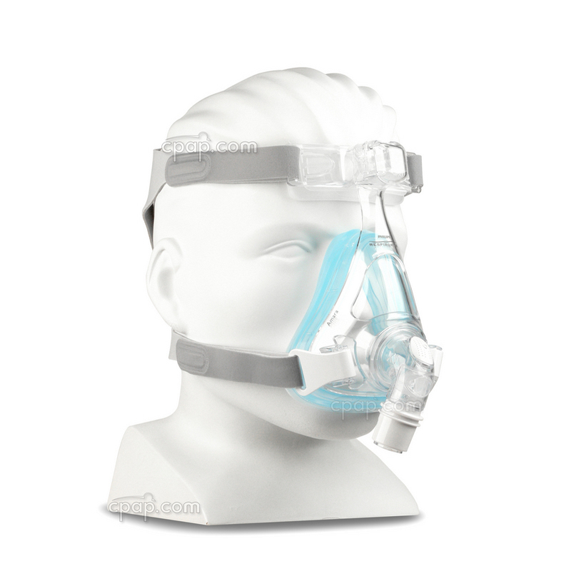 MAS Philips Respironics Amara Gel Full Face Mask3