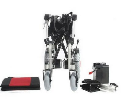 Electric Wheelchair folding