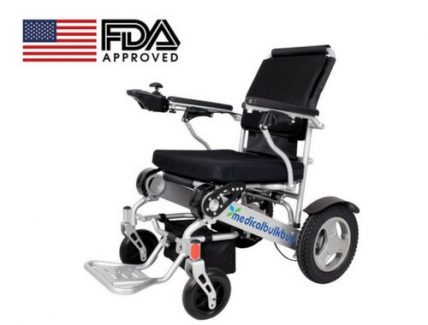 Aluminium Wheel Chair with FDA Approved