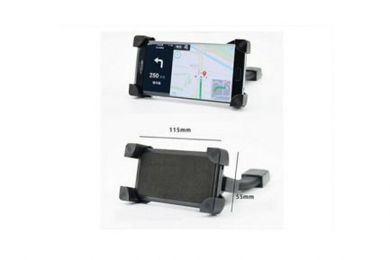 Smart Phone Holder For Electrical Wheelchair _3