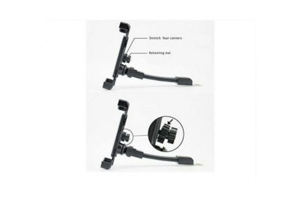 Smart Phone Holder For Electrical Wheelchair _4