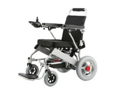 Easy carry light weight wheel chair