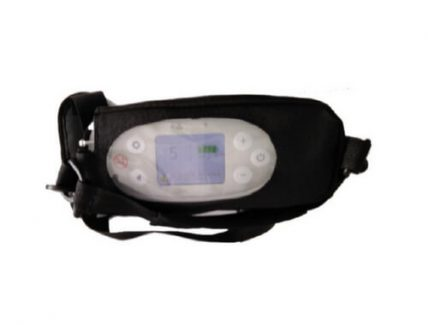 Oxygen Concentrator Pulse Mode With Bag
