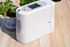 Pulse mode Portable Oxygen Concentrator