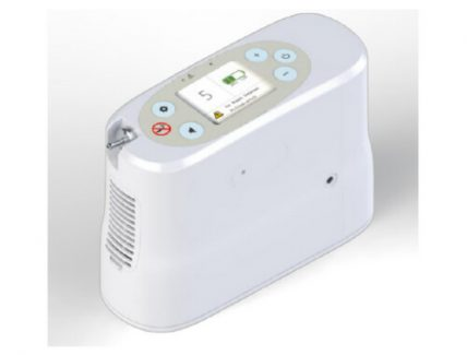 Portable Oxygen Concentrator Pulse Mode