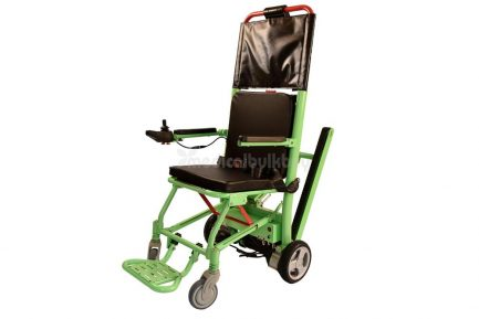 Multi Use Stair Climbing Power Wheelchair G06 Head Support