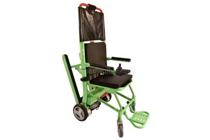 Multi Use Stair Climbing Power Wheelchair G06 Side View
