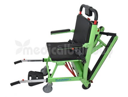 Comfort Care Stair Climbing Power Wheelchair G08 Stretcher rods