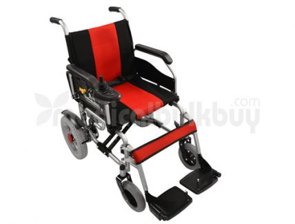 Electrical Wheelchair G01 Areal View