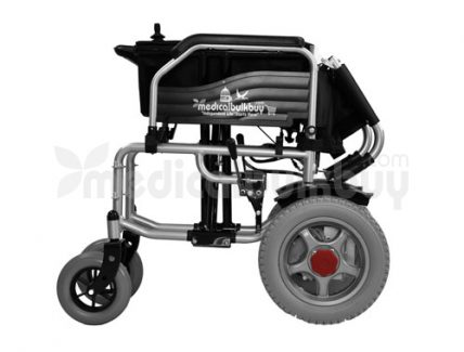 Electrical Wheelchair G01 Folded View