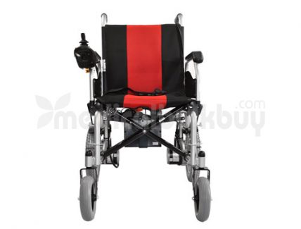 Electrical Wheelchair G01 Front View