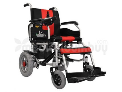 Electric Wheelchair G01 Side View