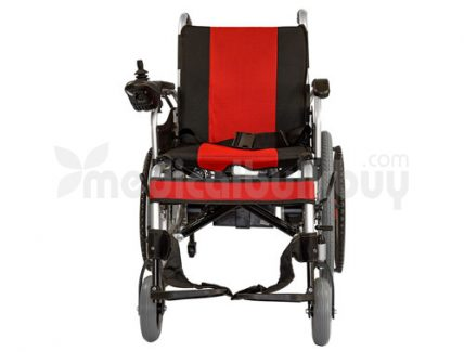 Electrical Wheelchair With Big Wheels G01B
