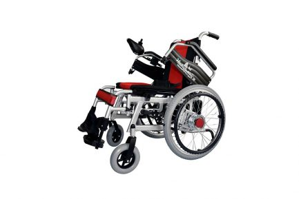 Electrical-Wheel-Chair-With-Big-Wheels-side-view