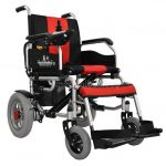 Electrical Wheelchair G01 Side View