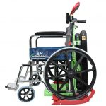 Powered Electric Foldable Wheel Chair Climber G07 With Wheelchair