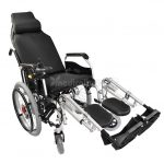 Reclining Electrical Wheelchair G04 Semi Reclined
