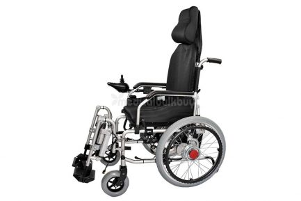 Reclining Electrical Wheelchair G04 Sit Up Right