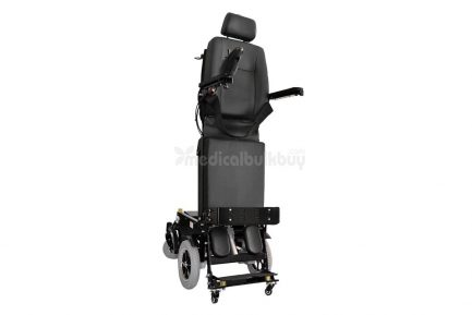 Standing Powered Wheelchair G03 Side View(1)