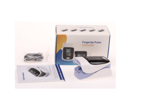Pulse Oximeter with total set