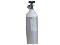 OXYGEN CYLINDER 3 KG wt Gas Capacity (465 Ltrs)