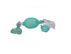 Silicone Resuscitators Adult