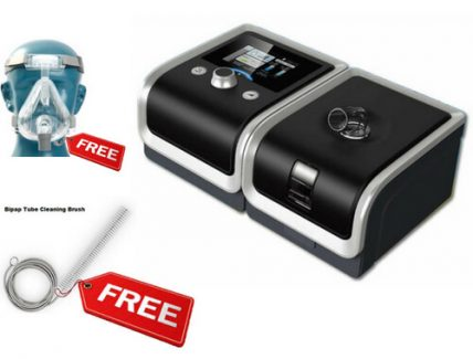 BMC auto Bipap with humidifier